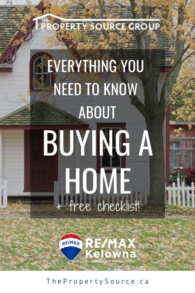 Everything You Need to Know About Buying a Home - The Property Source Group